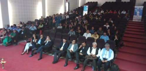 Glimpse of HR Conclave 2018 organized by HR Milestone