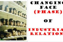 Changing Face ( PHASE ) of IR