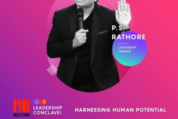 Speaker No.# 5 at Leadership Conclave 2019